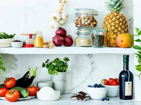 De favoriete ingrediënten van Sandra Bekkari