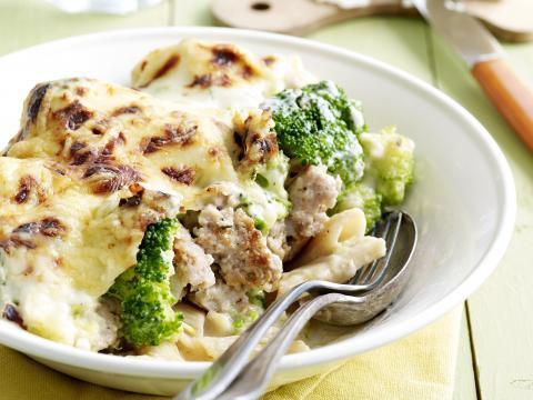 Ovenschotels met broccoli