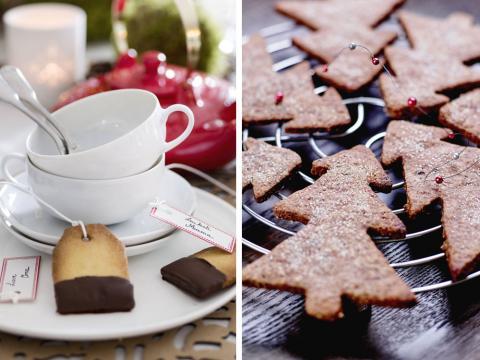 cadeau gourmand Noël biscuit