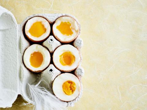 hardgekookt of zachtgekookt ei