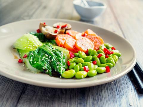 Zijn gestoomde groenten echt zo gezond? stomen slank dieet
