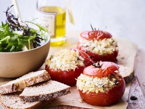 20 nieuwe recepten met tomaat