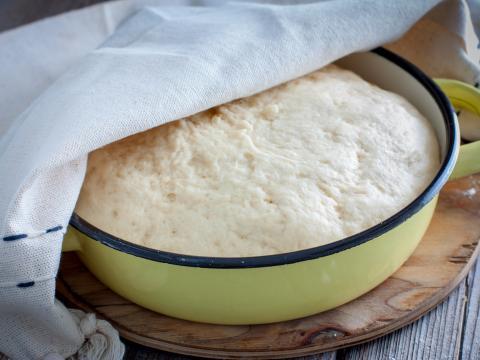 Help, mijn brood deeg is niet gerezen. Wat doe ik fout?