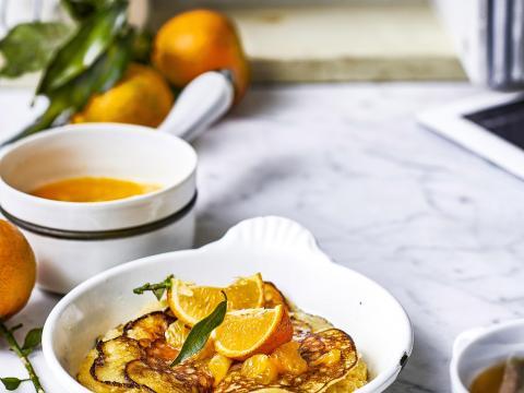 recepten met mandarijntjes
