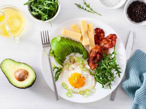 Het keto-dieet: wat is dat eigenlijk? Voor- en nadelen