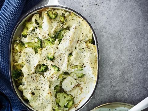 ovenschotel broccoli