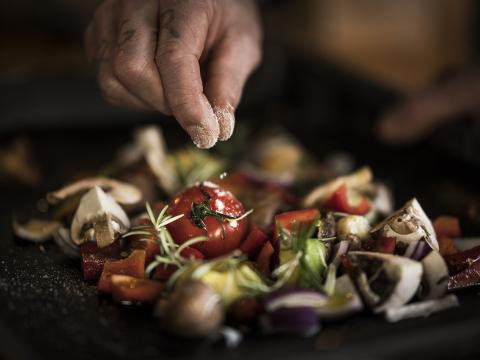 sel de légumes végétal