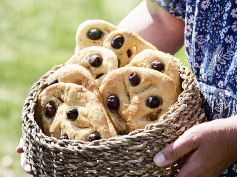 zuiderse broodjes om zelf te bakken recepten