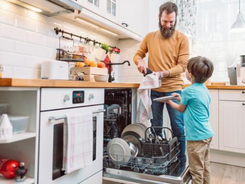 Comment remplir lave-vaisselle