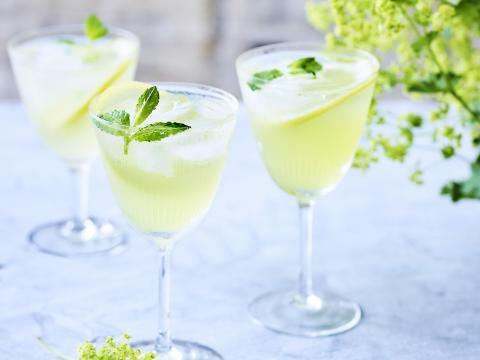 cocktails met kruiden
