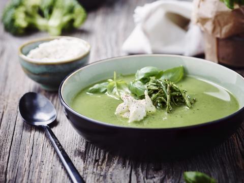 gladde soep