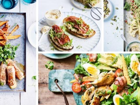 gezond eetplan - recepten week 1