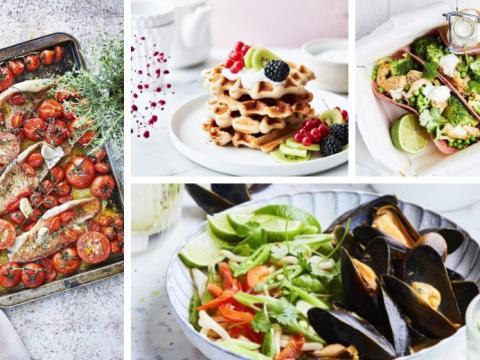 Gezond eetplan - recepten week 2