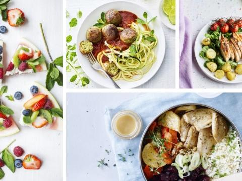 Gezond eetplan recepten week 3