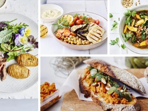 Gezond eetplan recepten week 4