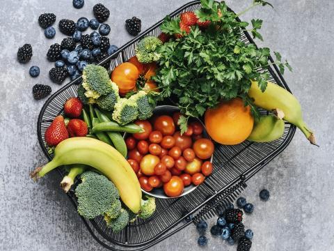 fruits légumes chaleur