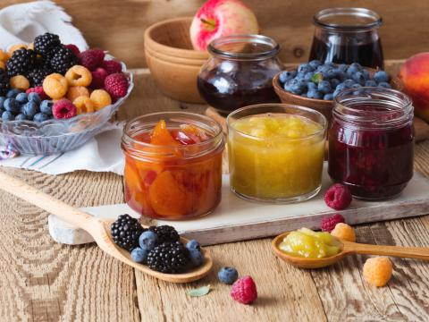 fruit confituur