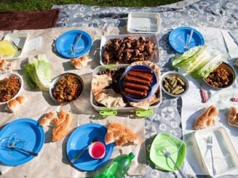 picknick checklist
