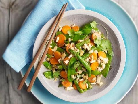 Quorn met groenten