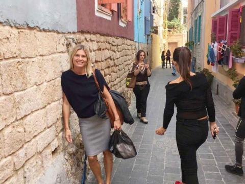 De favoriete plekjes van Nathalie Meskens in Libanon