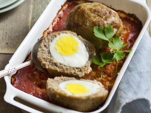 13 recepten met het restje hardgekookte eieren van Pasen
