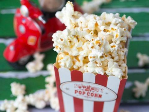 xx dingen die je nog niet wist over popcorn