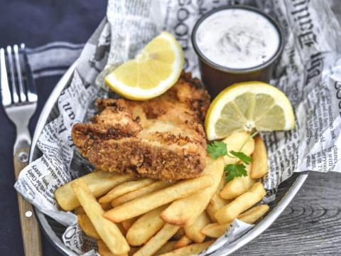 "Les 10 ""places to be"" pour déguster un fish & chips 1"