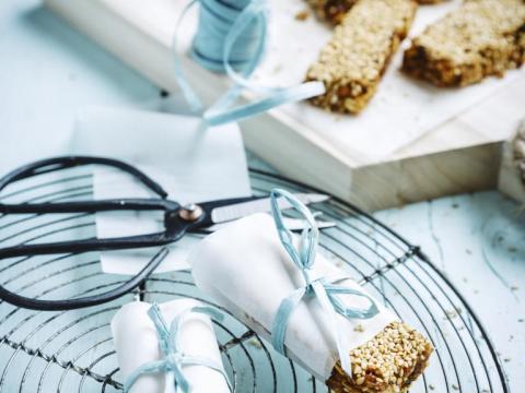 Homemade granolabars: wie kan weerstaan?