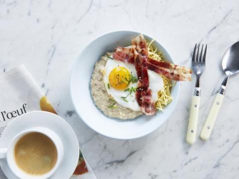 4 recettes de petit déjeuner avec des flocons d'avoine