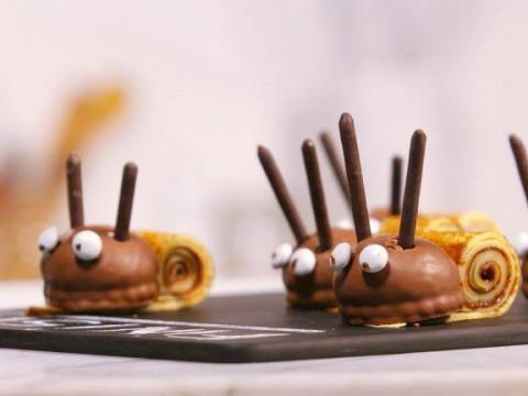 Crêpes: nos recette rigolotes pour les enfants