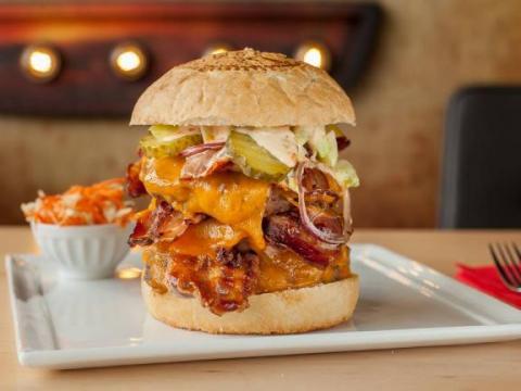 Où manger le meilleur burger cet été en Belgique?