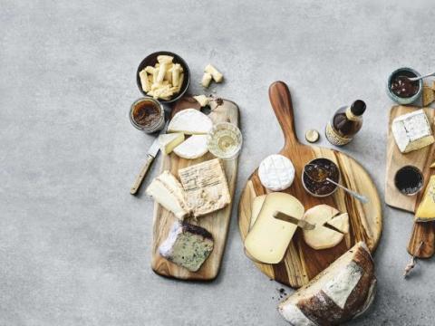 Italiaans, Belgisch of Brits: kaas graag! 1