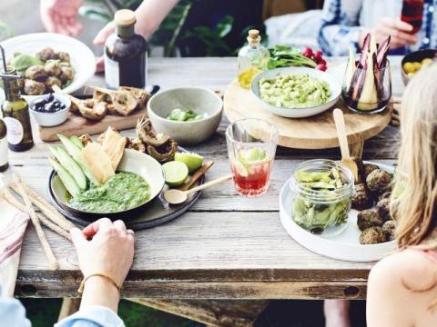 10 recettes qui changent pour l'apéro