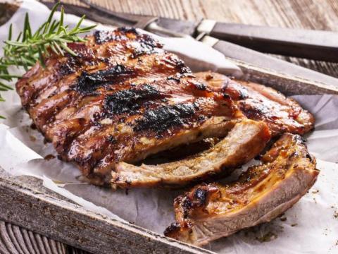 De perfecte ribbekes op de barbecue