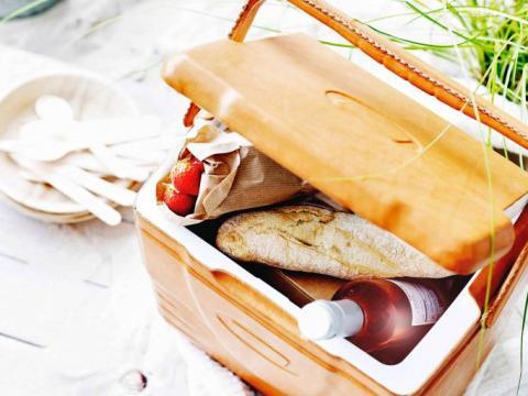 Culinaire picknick