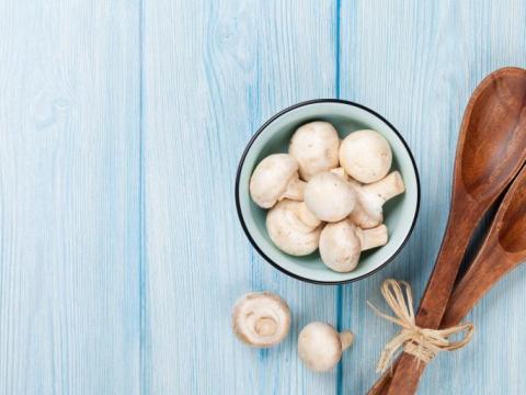 7x makkelijk koken met champignons