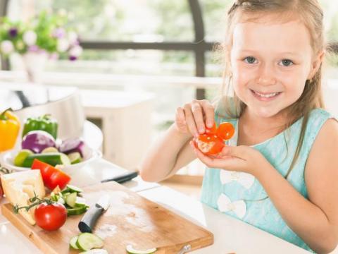 Gezonde eettips voor kids 1