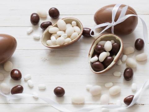 Dit doe je met je overschotjes chocolade