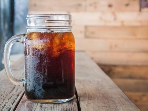 Zo maak je je eigen cold brewed koffie