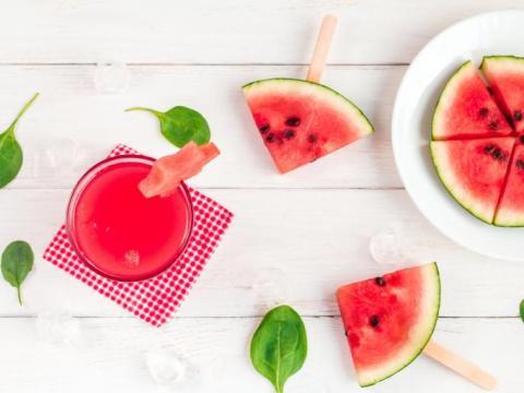 Lekker & fris: watermeloen is helemaal hot!