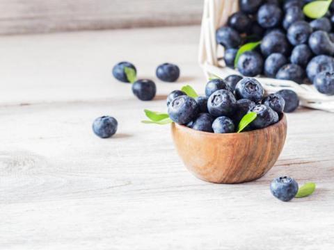 Waarom blauwe bessen goed voor je zijn