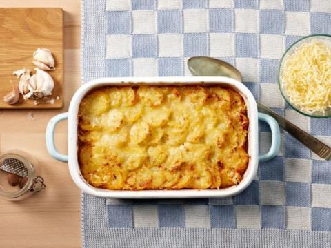 Le plat au four parfait (régalez-vous à chaque couche)