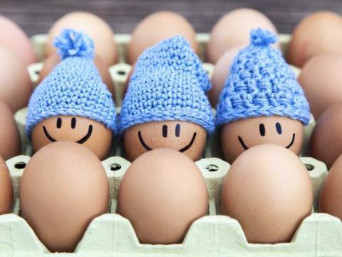 DIY: een mutsje voor je tikken eitjes