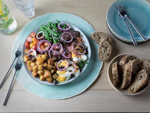 Rêvez déjà aux salades estivales