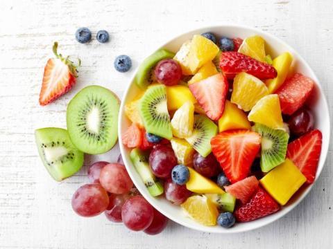 10 gezonde tussendoortjes