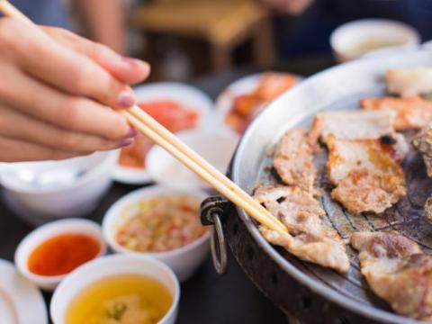 Trend gesignaleerd: Koreaanse barbecue