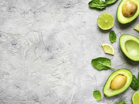 SOS avocado snijden