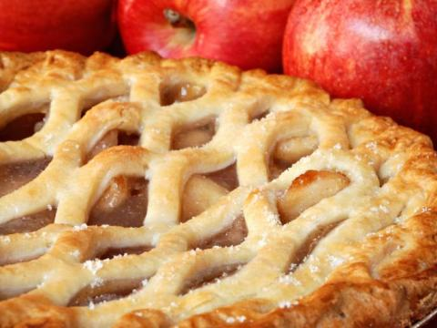 Hoe je oma's appeltaart nóg lekkerder maakt