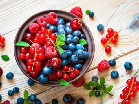 Zomerfruit 1