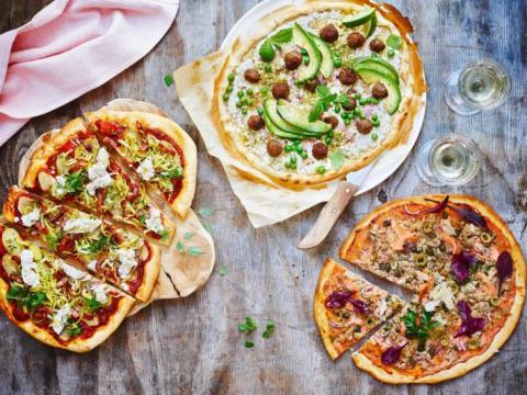 8 recettes de pizza maison maison plus originales que la margherita